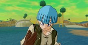 Ginyu uses the bodies switches technic on Bulma (Bulma playable mod in DBZ Budokai 3).