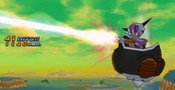Freeza in his monoplace ship playable mod in Dragonball Z Budokai 3.