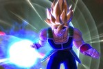 Super Saiyan Bardock in the videogame Dragon Ball Z Battle of Z.
