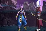 Bills and Wiss in the videogame Dragon Ball Z Battle of Z.