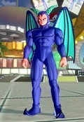 An Akuman outfit is available in the fighting game Dragon Ball Xenoverse.