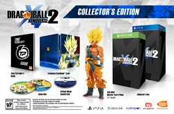 Dragonball Xenoverse 2 Collector Edition (US Version).