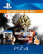 Buy the Season Pass for Dragon Ball Xenoverse 2 on Playstation 4.