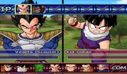 Tenkaichi 3 : All the characters.